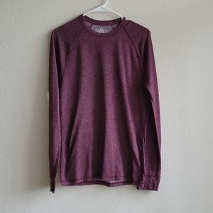 American Rag Red Long Sleeve Size M